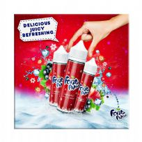 Snow Berries  - 60ml - 00mg de Fonta Flava